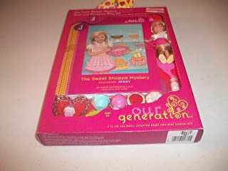 Our Generation Books and Miniature Doll Sets - 4 to Choose From