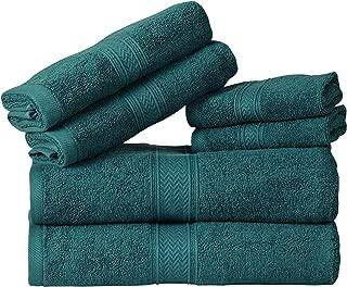 Best bright blue bath towels Reviews