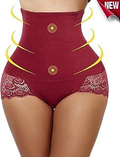 59567526253e Gotoly Women Body Shaper High Waist Butt Lifter Tummy Control Panty Slim  Waist Trainer