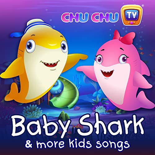 Baby Shark & More Kids Songs by ChuChu TV on Amazon Music