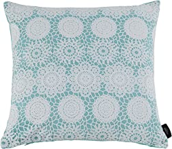 Kensie Laramie Decorative Pillows, Inserts & Covers, Mint-Splash