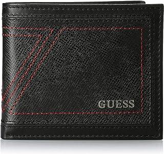 Guess Men's Global Passcase Johannes 31GUE22091-Black