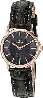 EDOX - Les Bemonts Reloj de Mujer Cuarzo Suizo 28mm 57001 37R Gir