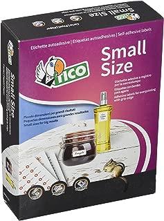 Arancione 70 FF Angoli Arrotondati Tico LP4FA-200142 Etichette 200 x 142