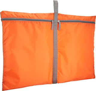 miyoshi co.,ltd旅人専科 トラベルランドリ-ケース 水をはじくポリエステル製で水着や濡れたタオルも収納可能 オレンジ MBZ-TLC/OR MBZ-TLC/OR