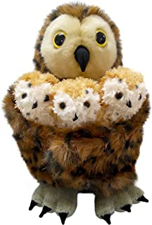 owl babies puppets
