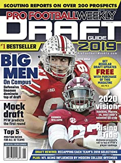 Pro Football Weekly Draft Guide 2019