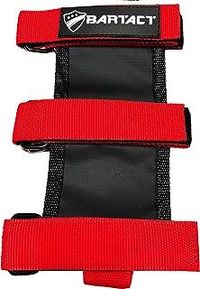 Bartact TAOFEH - Roll Bar Fire Extinguisher Holder steel brackets ABC (Red)