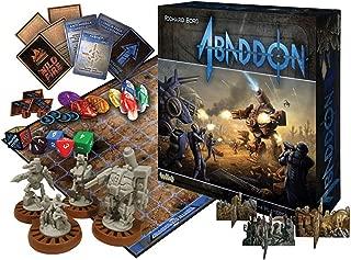Abaddon Board Game by Richard Borg