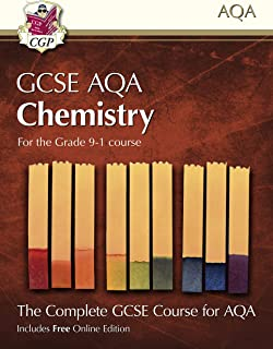 Grade 9-1 GCSE Chemistry for AQA: Student Book with Online Edition