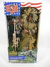 GI JOE ARMY RANGERS LONG RANGE SNIPER AFRICAN AMERICAN VARIANT 12