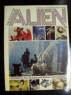 The Book of Alien from the New Twentieth Century Fox Film