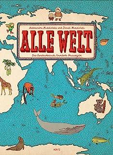 Alle Welt: Das Landkartenbuch. Erweiterte Neuausgabe