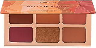 Moira Hcp004 Belle & Rouge Palette