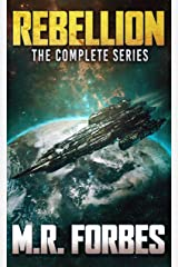 Rebellion. The Complete Series. (M.R. Forbes Box Sets) Kindle Edition