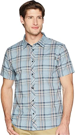 Sturghill Short Sleeve Woven Top