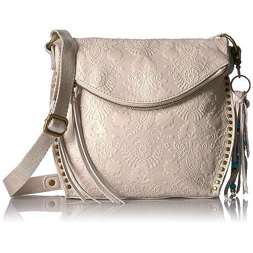 7807a30c69ed Leather Embossed Crossbody Bags  Amazon.com