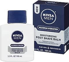 Nivea For Men Maximum Hydration Moisturizing Post Shave Balm, 3.3 Ounce