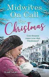 Midwives On Call For Christmas - 3 Book Box Set (Christmas in Lyrebird Lake)