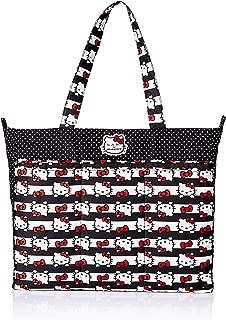 Ju-Ju-Be Super Be Tote Bag - Hello Kitty Dots and Stripes