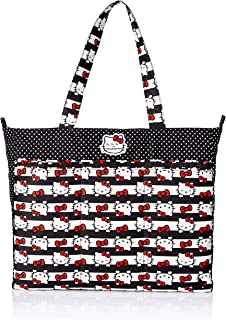 Ju-Ju-Be Super Be Tote Bag - Hello Kitty Dots and Stripes