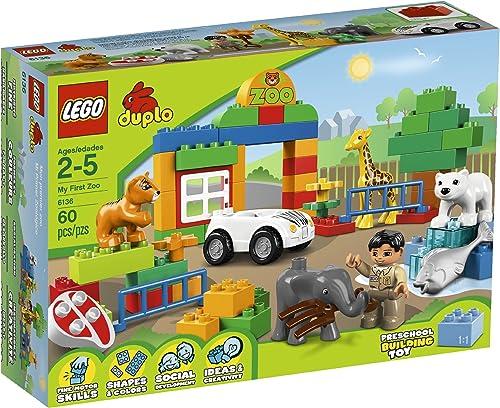 Compra calidad 100% autentica LEGO LEGO LEGO DUPLO My First Zoo 6136 [Toy] (japan import)  tienda de ventas outlet