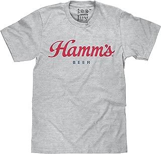 hamms beer t shirts