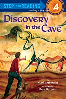Discovery In The Cave: Step Into Reading 4