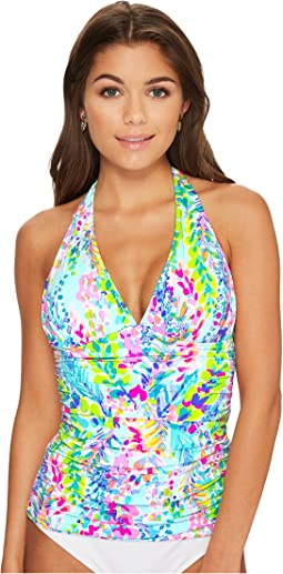 Lilly Pulitzer - Bliss Halter Tankini Top
