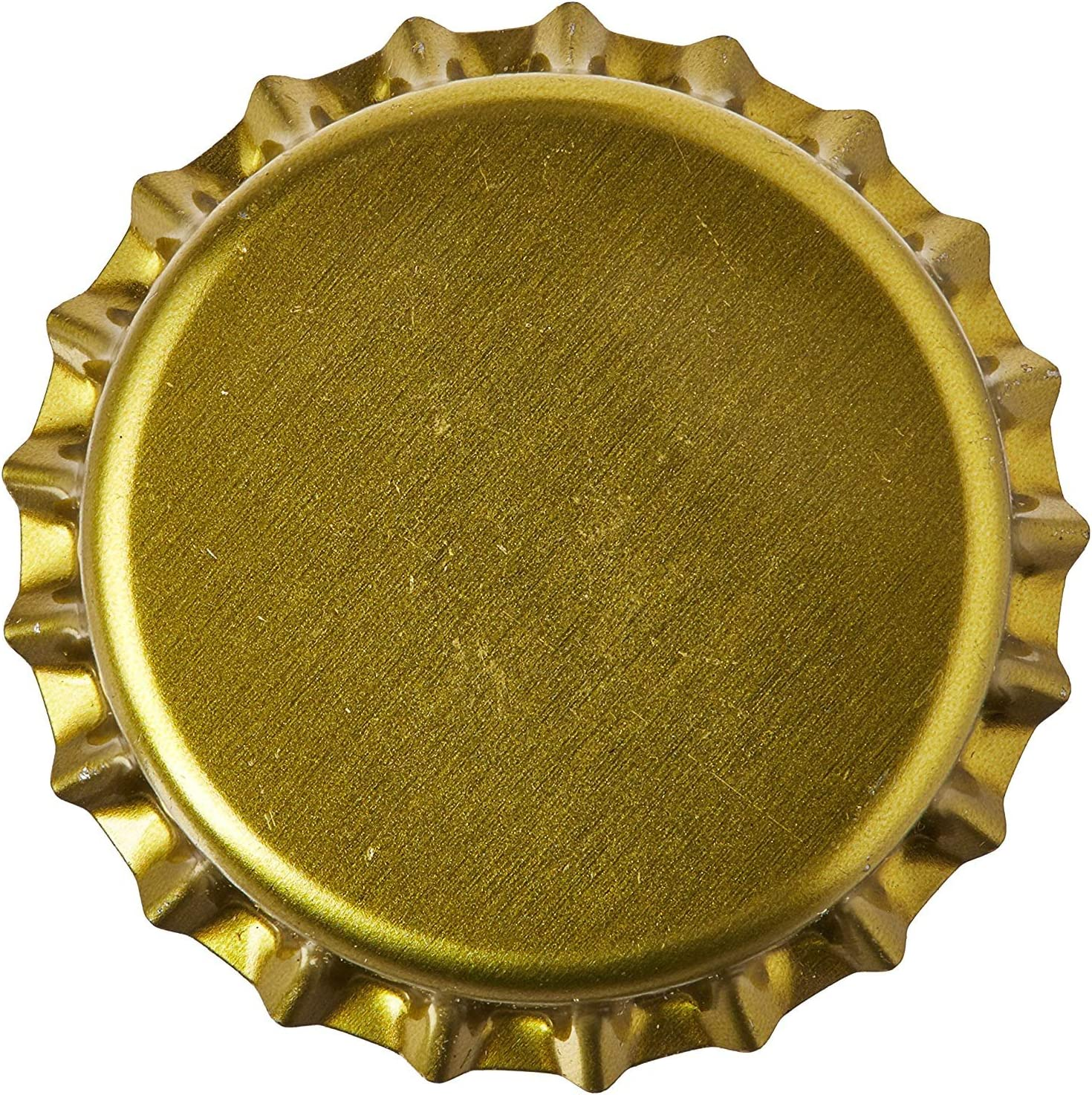 PI-0V33-JSZX Gorgeous Gold Crown Bottle In stock 144 Pack Caps of