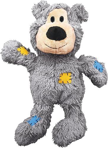 KONG-Wild-Knots-Bear-Mit-geknoteten-Seilen