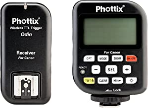 Phottix Odin TTL Wireless Flash Trigger Set v1.5 for Canon (PH89060)