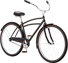 Schwinn Gammon Men's 18 Cruiser Bicycle, 18-Inch/Medium, Black