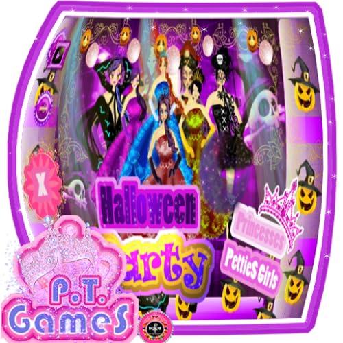 Princesses PettieS Girls: Halloween Party -  Princesas PettieS Girls: Festa de Halloween