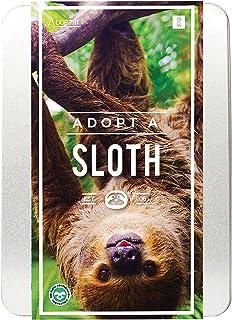 Sloth Adopt It - Charity Animal Adoption Tin