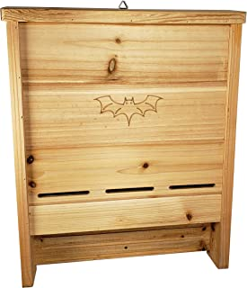 Bat House - Premium Cedar Bat Box - Handcrafted in USA