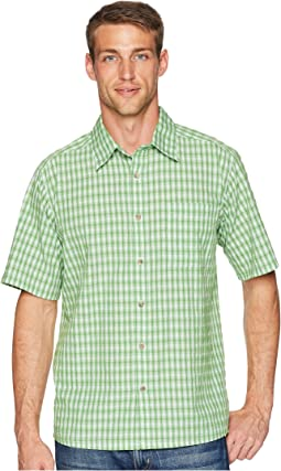 Oxbow Crinkle Short Sleeve Shirt