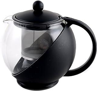 La Cafetiere Le Teapot Black 1200ml