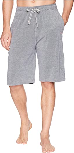 Pique Knit Lounge Shorts