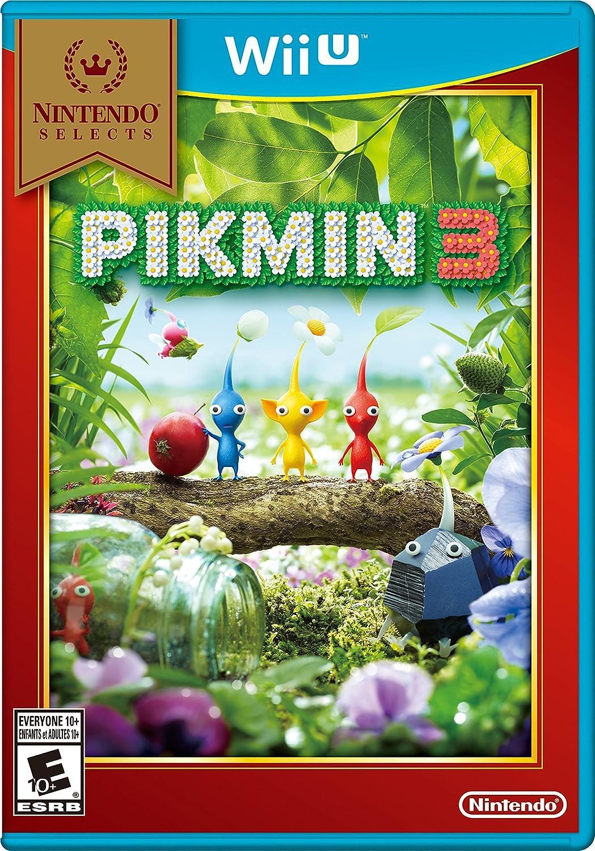 Nintendo Selects: Pikmin 3 Dealing full price price reduction