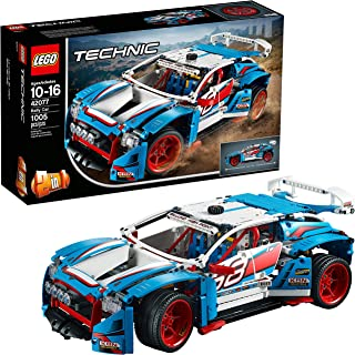 LEGO Technic Rally Car 42077 Building Kit (1005 Pieces)