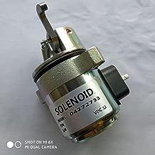 Blueview 12V 12V fuel shut off solenoid 04272733 for Bobcat skid steer loader 863/873