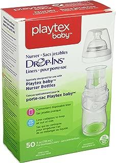 Playtex 5476/5747 4 Oz Playtex Original Soft Bottle Liners
