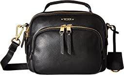 Voyageur Troy Leather Crossbody
