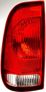 Dorman 1610236 Driver Side Tail Light Assembly for Select Ford Models