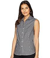 Jones New York Sleeveless Easy Care Shirt