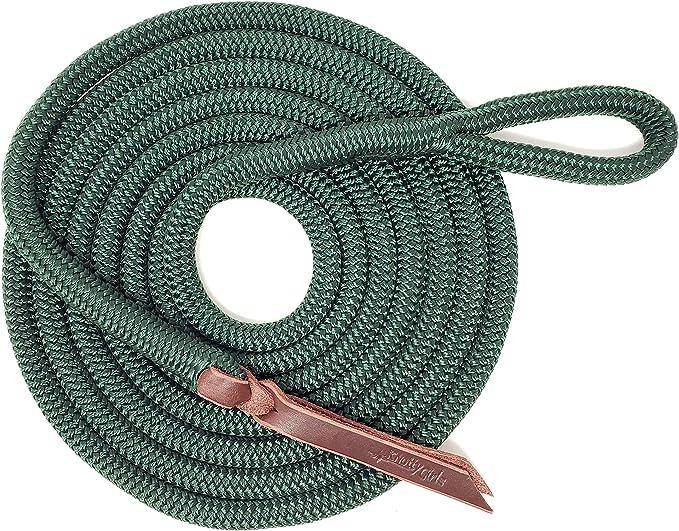 Accesorio para Cuerdas de sujeci/ón con Gancho Cuerda de tracci/ón con Cabestro YOUTHINK Cuerda de tracci/ón para Caballos Cabeza de Caballo para Ganado port/átil
