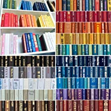 Real Books by Color for Decor | Choose your Colors | Used Hardcover Books | Perfect for..