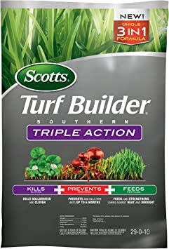 Scotts Turf Builder Southern Triple Action
