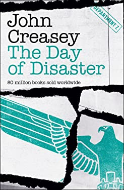 The Day of Disaster (Department Z Book 18)
